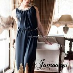 Jamdaani Party Wear Collection 2013 for Women 005