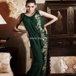 Jamdaani Party Wear Collection 2013 for Women 007