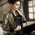 Jamdaani Party Wear Collection 2013 for Women 008