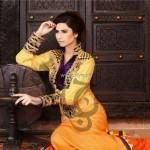Jannat Nazir Party Wear Dresses 2013 for Girls 004