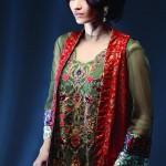 Jannat and Sadaf Winter Dresses 2013 for Women 002