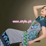 KESA Winter Dresses 2013 Volume 2 By Lala Textiles 004