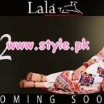 KESA Winter Dresses 2013 Volume 2 By Lala Textiles 005