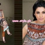 KESA Winter Dresses 2013 Volume 2 By Lala Textiles 006