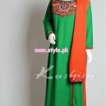 Kashish Winter Dresses For Young Girls 2013 004