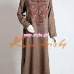 Kashish Winter Party Dresses 2013 For Women 008