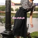Khaadi Latest Winter Dresses For Girls 2013 002