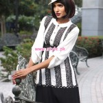 Khaadi Party Wear Outfits 2013 For Winter 004