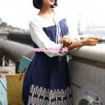 Khaadi Party Wear Outfits 2013 For Winter 005