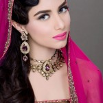 Latest Bridal Makeup & Photoshoot By Ather Shahzad  001