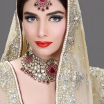 Latest Bridal Makeup & Photoshoot By Ather Shahzad  005