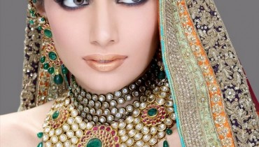 Latest Bridal Makeup & Photoshoot By Ather Shahzad  006