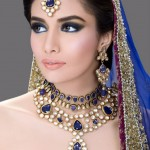 Latest Bridal Makeup & Photoshoot By Ather Shahzad  008