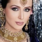 Latest Bridal Makeup & Photoshoot By Ather Shahzad  009