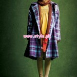 Leisure Club Kids Dresses 2013 For Winter 001