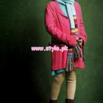 Leisure Club Kids Dresses 2013 For Winter 003
