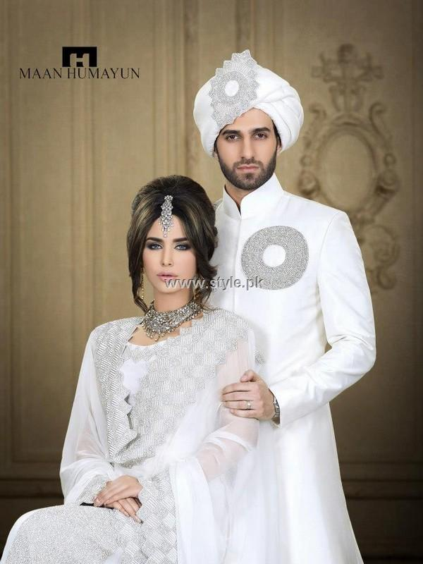 MH Winter Collection 2013 by Maan Humayun