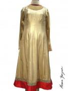 Meena Bazaar Anarkali Winter Collection 2013 For Women 002