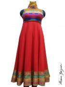 Meena Bazaar Anarkali Winter Collection 2013 For Women 0021
