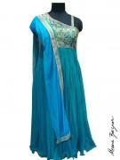 Meena Bazaar Anarkali Winter Collection 2013 For Women 0023