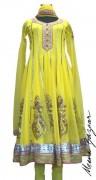 Meena Bazaar Anarkali Winter Collection 2013 For Women 004