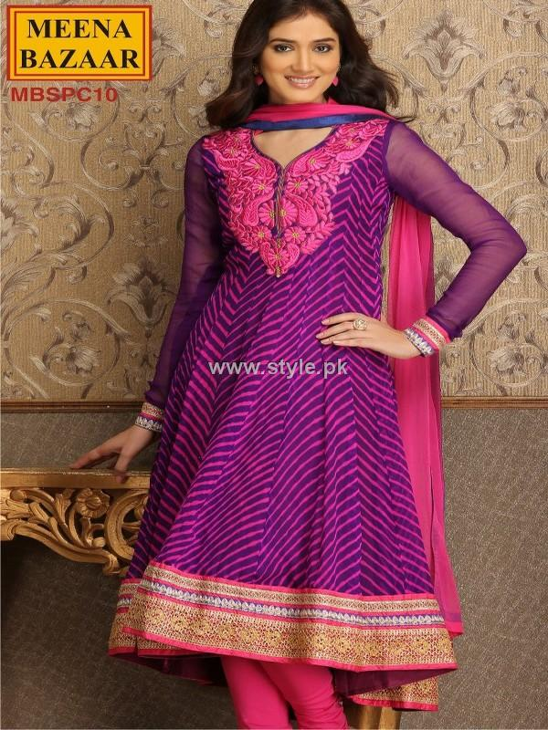 Meena Bazaar Winter Collection 2013 for Women