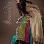 Munaxa Winter Dresses 2013 for Women and Girls 002