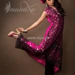 Munaxa Winter Dresses 2013 for Women and Girls 007
