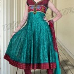 Natasha Couture Regal Winter Collection 2013 For Women 001