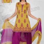 Natasha Couture Regal Winter Collection 2013 For Women 0010
