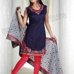 Natasha Couture Regal Winter Collection 2013 For Women 0011