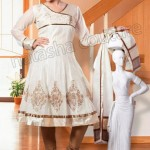 Natasha Couture Regal Winter Collection 2013 For Women 0012
