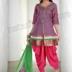 Natasha Couture Regal Winter Collection 2013 For Women 0015