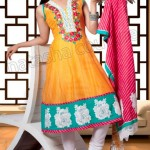 Natasha Couture Regal Winter Collection 2013 For Women 0017