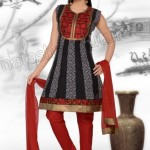 Natasha Couture Regal Winter Collection 2013 For Women 0019