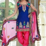 Natasha Couture Regal Winter Collection 2013 For Women 002