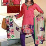 Natasha Couture Regal Winter Collection 2013 For Women 0021