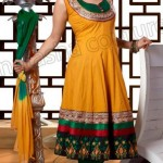 Natasha Couture Regal Winter Collection 2013 For Women 0022
