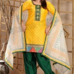 Natasha Couture Regal Winter Collection 2013 For Women 003