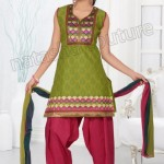 Natasha Couture Regal Winter Collection 2013 For Women 007