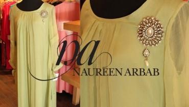 Naureen Arbab Casual Dresses 2013 For Women 003