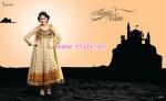 Nautankii Winter Dresses For Women 2013 001