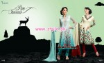 Nautankii Winter Party Dresses 2013 For Girls 005