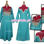 Needle Impressions Party Wear Dresses 2013 For Girls 005