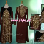Needle Impressions Party Wear Dresses 2013 For Girls 007