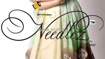 Needlez by Shalimar New Party Wear Collection 2013 001