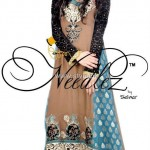 Needlez by Shalimar New Party Wear Collection 2013 005