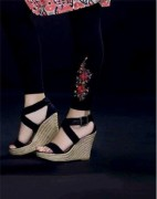 Pareesa Embroidered Tights Winter Collection 2013 For Women 006