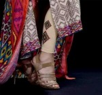 Pareesa Embroidered Tights Winter Collection 2013 For Women 008