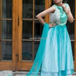 Qashang Party Wear Dresses 2013 for Ladies 002